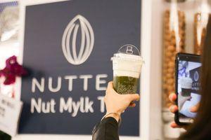 【nuttea堅果奶茶香港】NUTTEA香港開第5間分店 堅果奶蓋茶登陸九龍灣!