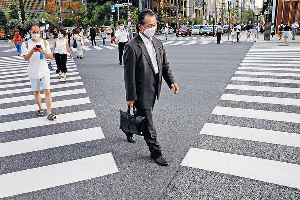 東京當局籲家庭勿共用筷子牙膏