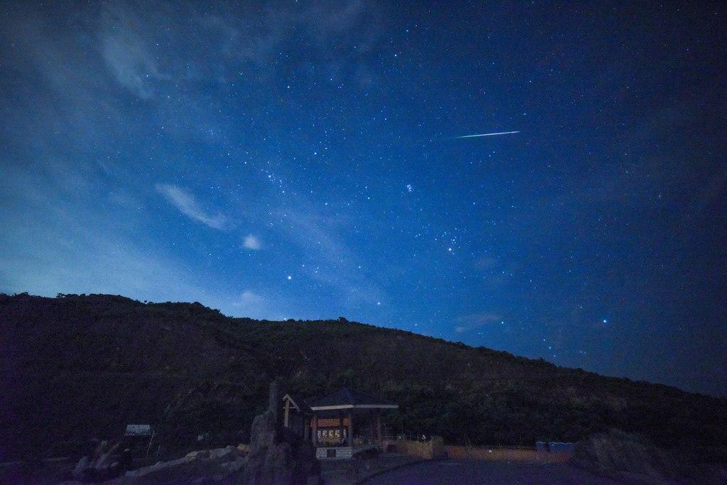 【天文奇觀】一年一度英仙座流星雨 下周四清晨上演【附觀星須知】