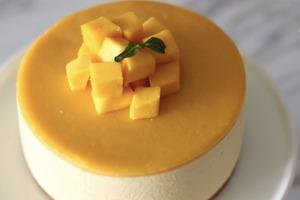 【蛋糕食譜】零失敗夏日免焗甜品 芒果芝士蛋糕食譜