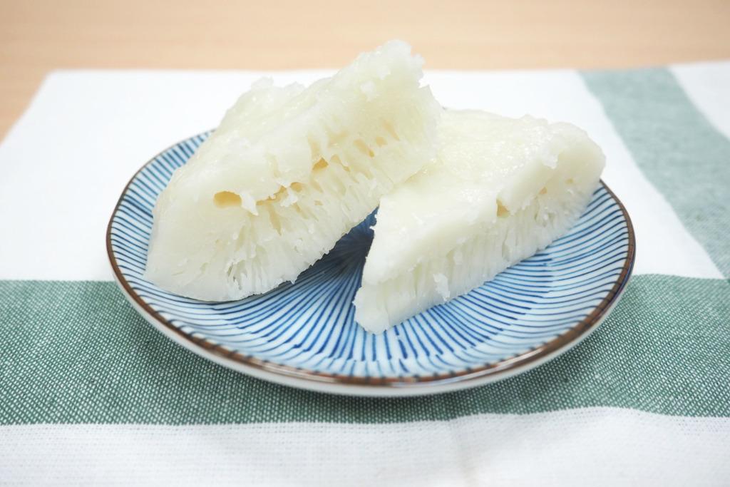 【中式糕點】簡易懷舊中式糕點食譜   香甜鬆軟白糖糕