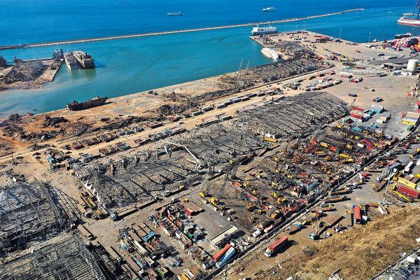 源自俄貨輪 海關多次求移不果 黎巴嫩爆炸物滯港口6年