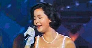 陳妍希演鄧麗君被網民質疑