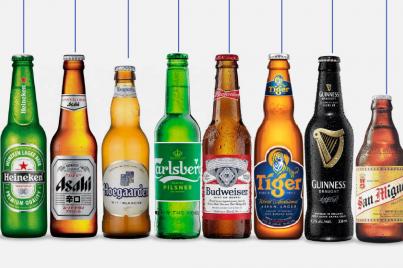 【啤酒排名】2020上半年度東南亞啤酒搜索量排行榜出爐!盤點頭10名最受歡迎啤酒品牌/Hoegaarden嘉士伯並列第3