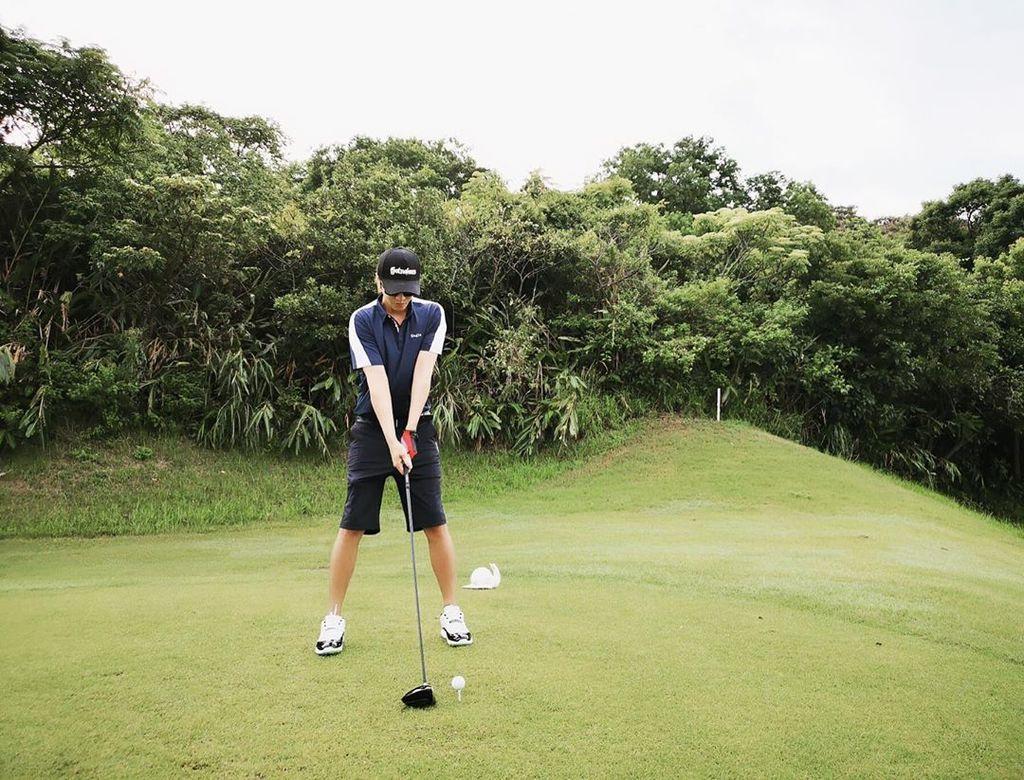 【激減22磅】小豬羅志祥迷上打Golf:「我已經被羞辱了好幾回了」