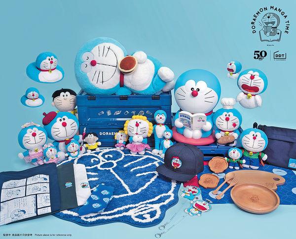 多啦A夢漫畫時光周年企劃 即將登陸香港