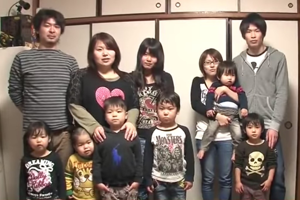 【省錢方法】日本超級媽媽撐起13人家庭 月食30公斤米教你5招慳錢