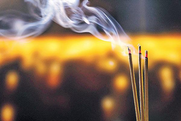 長期室內燒香 可削弱長者認知能力