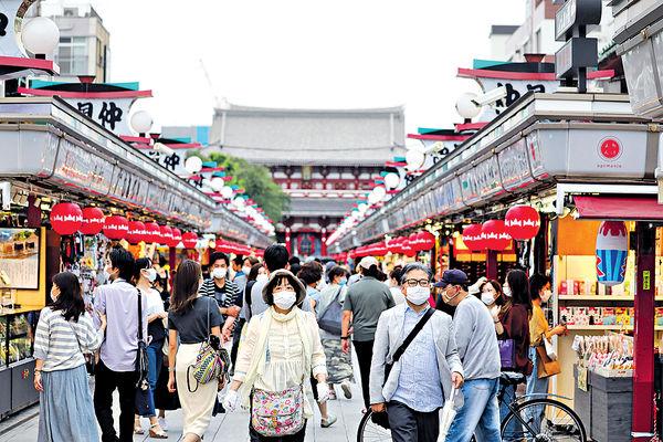 日本累計確診破5萬 8日增萬人染疫
