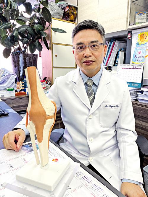 「結晶型葡萄糖胺 減慢軟骨磨蝕 延緩骨關節退化」