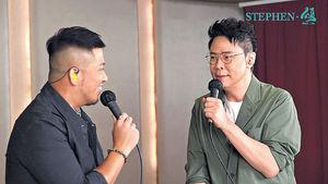 作客陳志雲網上節目自揭出櫃 小肥︰緊張但我自豪