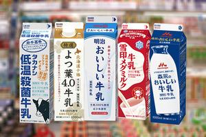 【牛奶牌子】港人最愛明治、雪印、森永通通上榜!日本10大人氣牛奶品牌排行榜