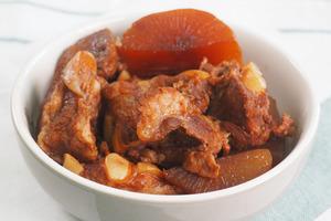 【電飯煲食譜】超簡單!3步完成懶人電飯煲料理   軟腍香甜可樂豬軟骨