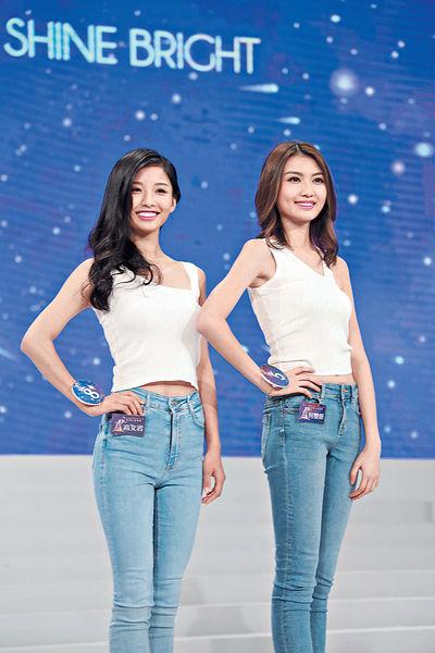 亞姐冠軍可獨得100萬 高文君何雙妍封港區賽大熱