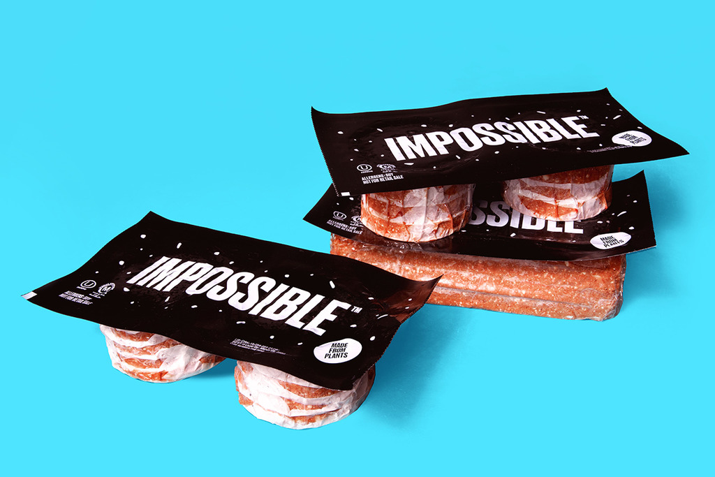 【impossible meat香港買】素食Impossible Foods推出零售包 Impossible Burger植物肉4間指定餐廳有得買!