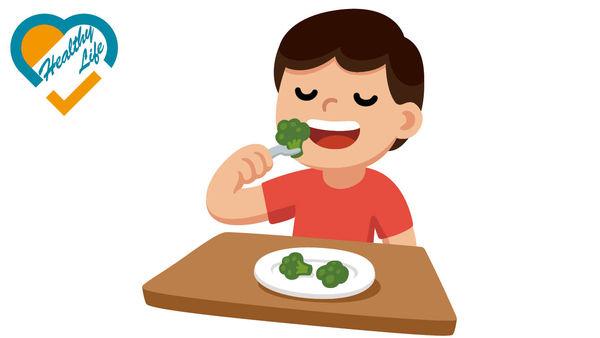 兒童食素 慎選餐單 補足營養