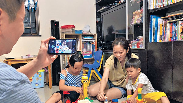 機構辦故事比賽 分享家庭正能量