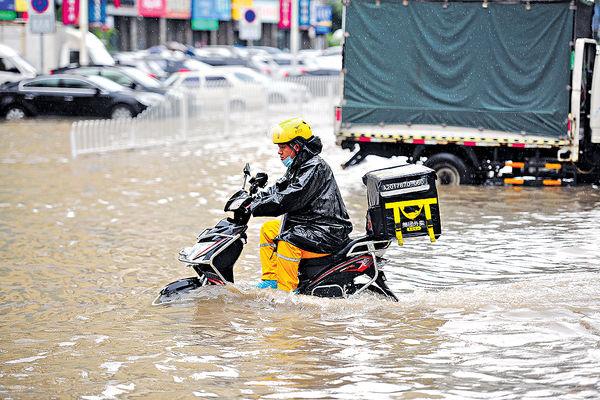 「巴威」明登陸遼寧 恐成東北70年最強颱風