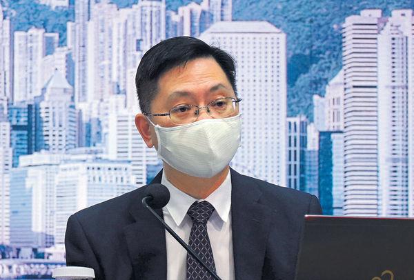 薛永恒稱以基建資金技術人才 推動港再工業化