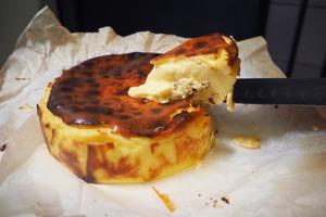 【中環美食】西班牙蛋糕品牌 La Viña登陸中環!巴斯克芝士軟心蛋糕/伯爵茶玫瑰磅蛋糕/鮮果丹麥酥
