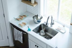 【家居清潔】廚房竟成重災區!美國研究:10大家居細菌黑點排行榜/內附清潔方法