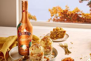 【Baileys酒】外國推出全新Baileys限定口味 蘋果批配雲呢拿雪糕百利甜酒