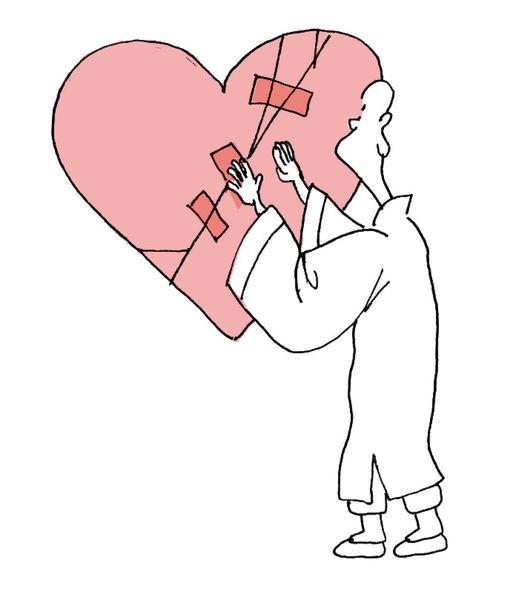 請相信你的心