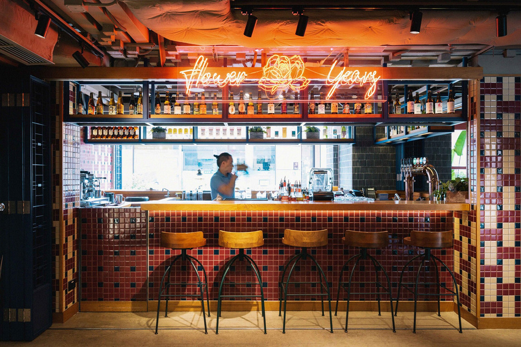 【逸東酒店餐廳】香港逸東酒店Eaton HK 普慶餐廳酒店自助餐/food court/露天酒吧