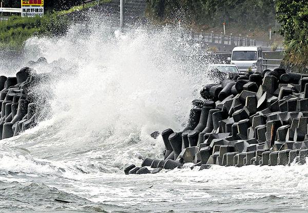 「海神」襲九州 熊本市籲73萬人避難