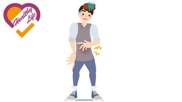 潰瘍性結腸炎頻腹痛 延誤治療恐變癌