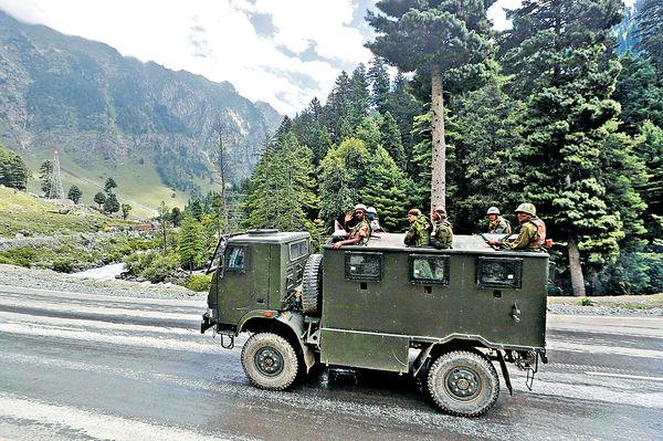 5印度青年邊境打獵 疑被解放軍帶走