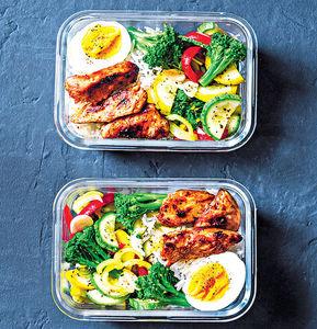 翻叮飯盒 食材忌選蛋類綠葉菜