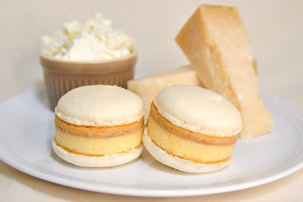 【大阪美食2020】日本大阪梅田芝士實驗室Cheesecake甜品 香濃芝士蛋糕夾心Macarons新登場!