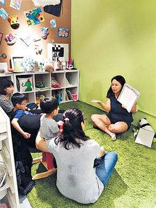 親子共讀 建自學能力助溝通