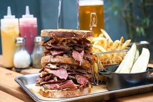 【漢堡香港】香港7間人氣本地漢堡店推介 經典美式/特色burger/鹹牛肉三文治