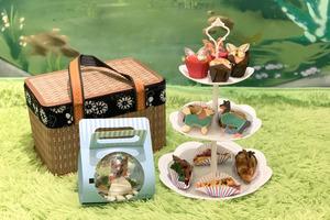 【外賣下午茶】DK Cuppa Tea 推狗狗主題下午茶外賣套裝   帶野餐籃+狗狗零食盒同毛孩一齊嘆下午茶
