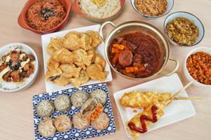 【韓國小食香港】超市必試韓國直送小食 薯仔粒熱狗棒/蒟蒻辣雞拌麵/辣燉豬骨粉絲年糕