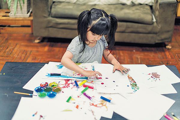 兒童設計思維大獎 發揮創意 豐富想像力