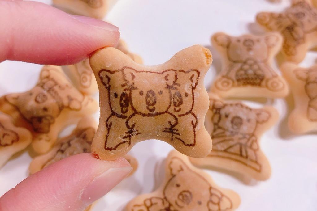 【日本熊仔餅】日本樂天熊仔餅共有365款設計!熊仔分身術/熊BB與熊媽媽圖案最吸睛