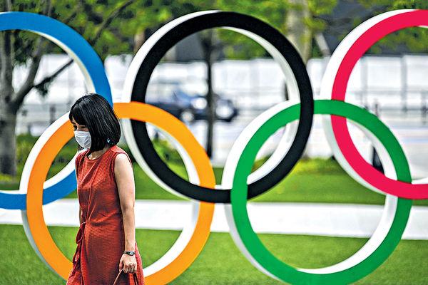 東京奧運海外選手 至少需檢測5次