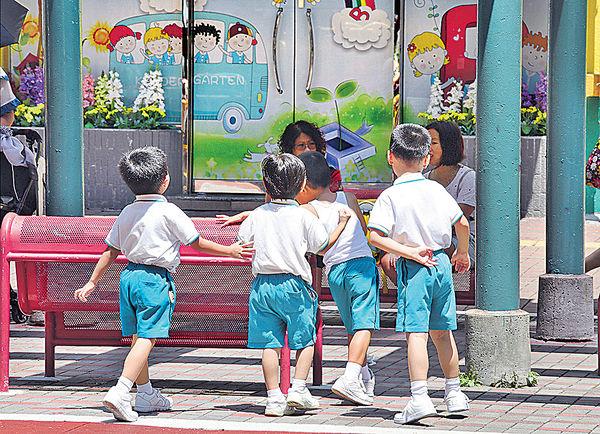免費幼教名單下 286幼園獲批加學費