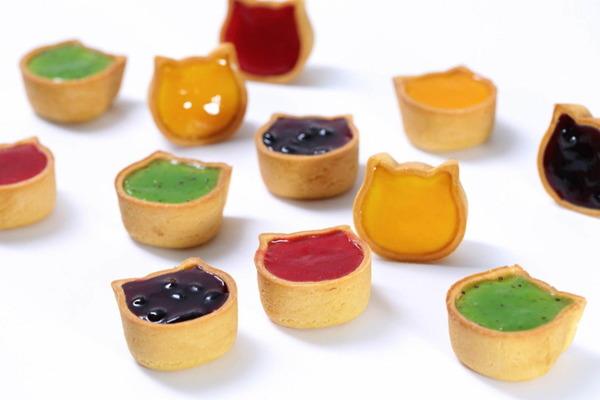 【日本甜品】日本人氣貓貓造型芝士蛋糕 推出超可愛迷你版配果醬!