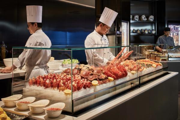 【酒店自助餐優惠】JW萬豪酒店10月推出蟹宴自助餐 任食日本皇帝蟹腳/多款鮮蟹入饌美食/剌身吧