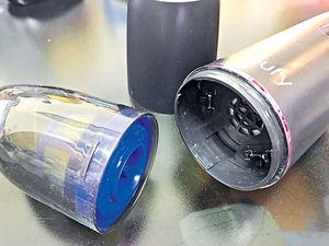 簡易吸塵機的STEM原理