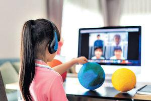 長期網課慣在家 學童復課壓力大 求助急增2成 幼園生缺社交變「怕人」