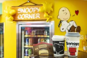 【7-11 Snoopy】3間7-Eleven x Snoopy 專屬概念店登陸旺角!Snoopy聯乘精品零食/打卡便利店