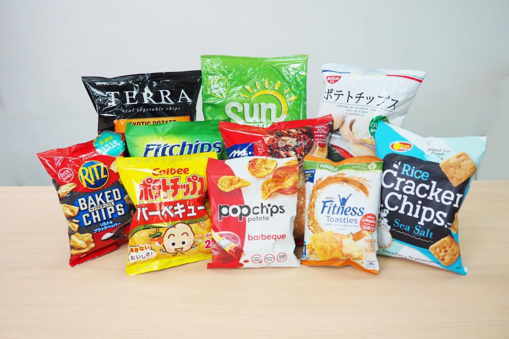 【健康零食】營養師教你睇營養標籤   11款零食營養大比拼