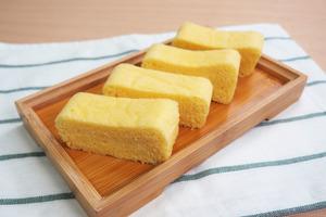 【免焗蛋糕】3步輕鬆自製港式懷舊小食   鬆軟清香免焗雞蛋糕食譜