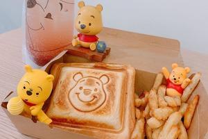 【小熊維尼Cafe】台灣人氣小熊維尼主題咖啡店重開!超可愛Pooh Pooh造型多士/班戟/多個打卡位