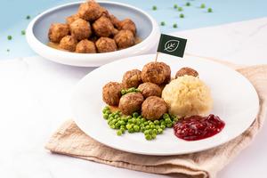 【ikea美食站】IKEA首度推出植物素肉丸 芝士雞肉醬竹炭熱狗/鰻魚炒飯同步登場